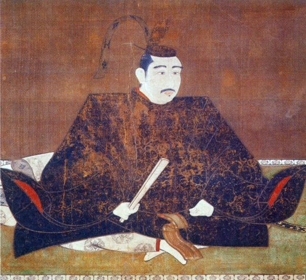 鳥取県立美術館蔵 池田輝政公肖像画